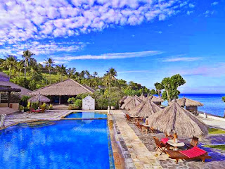 Hotel Murah Senggigi - Pasific Beach Cottages