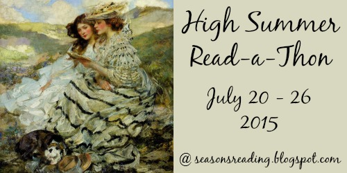 High Summer Read-a-thon