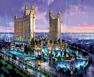 Paket Hongkong Disneyland Shenzhen-Macau