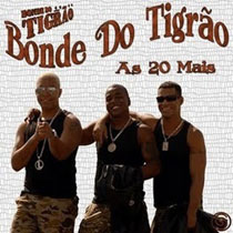 Bonde do Tigr�o - As 20 mais