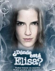 Ver Dónde esta Elisa capítulos completos telenovela RCN 2011