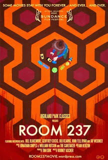 Room 237 - A subjective documentary that explores the numerous theories about the hidden meanings within Stanley Kubrick's film The Shining