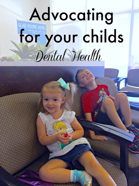Advocating for your childs dental health, Dental health advice,