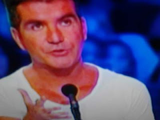 X Factor Judge Simon Cowell