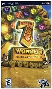 7 Wonders of the Ancient World - PSP - ISOs Download