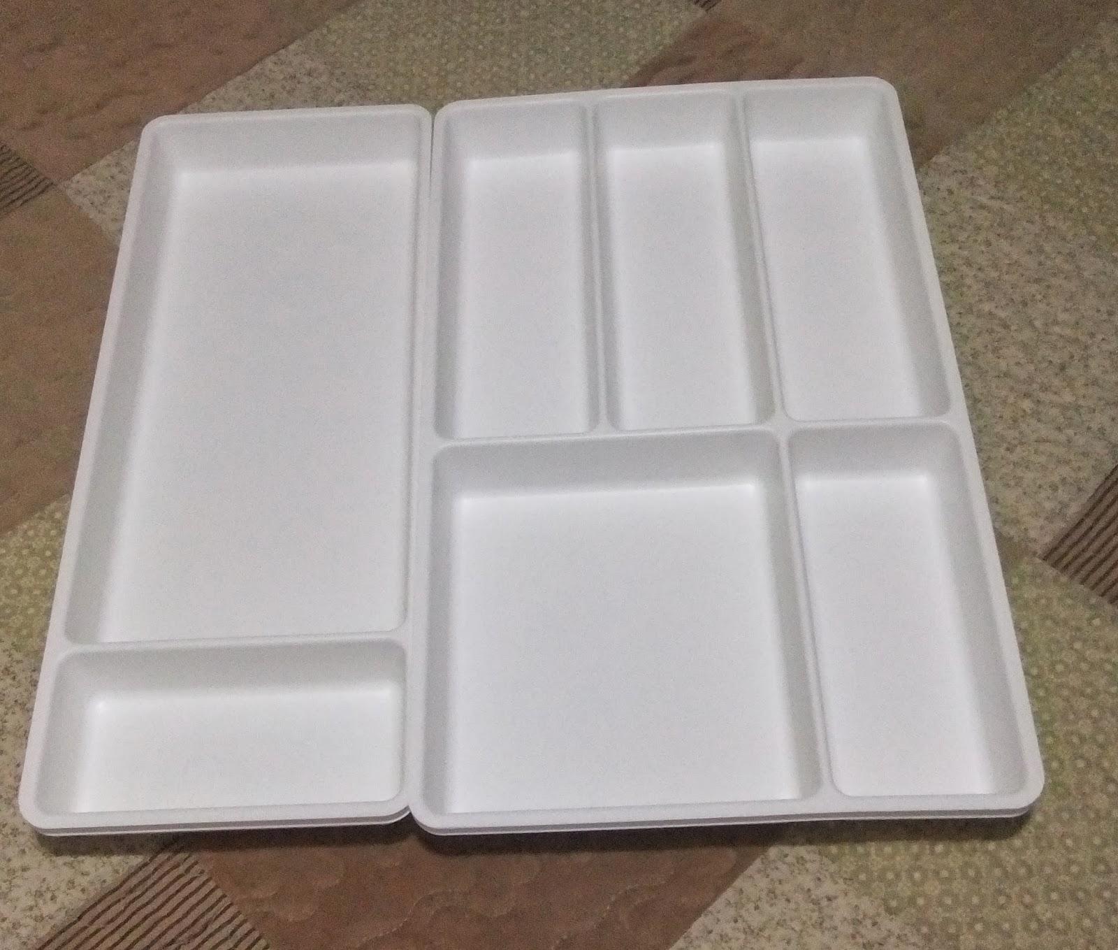 Bu  ekmece d zenleyici 5 99 tl di mutfak  ekmeceleri i in  retilmi  ama ben  makyaj malzemelerimi d zenlemekte kullanaca  m. kea  ekmece i i d zenleyiciler   Sevginin Makyaj Defteri