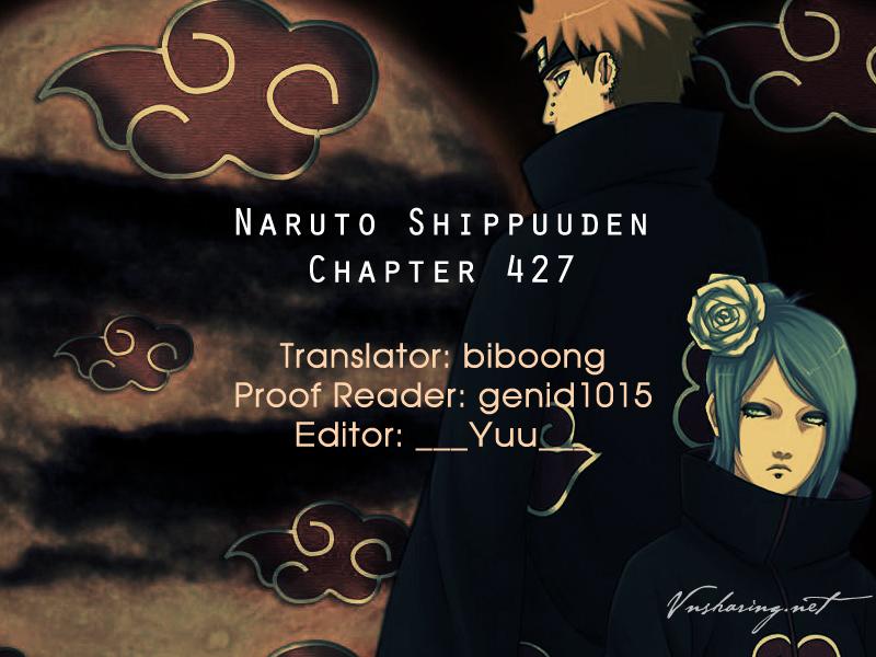Naruto chap 427 Trang 19 - Mangak.info