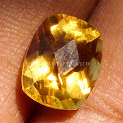 Batu Permata Golden Citrine - SP903