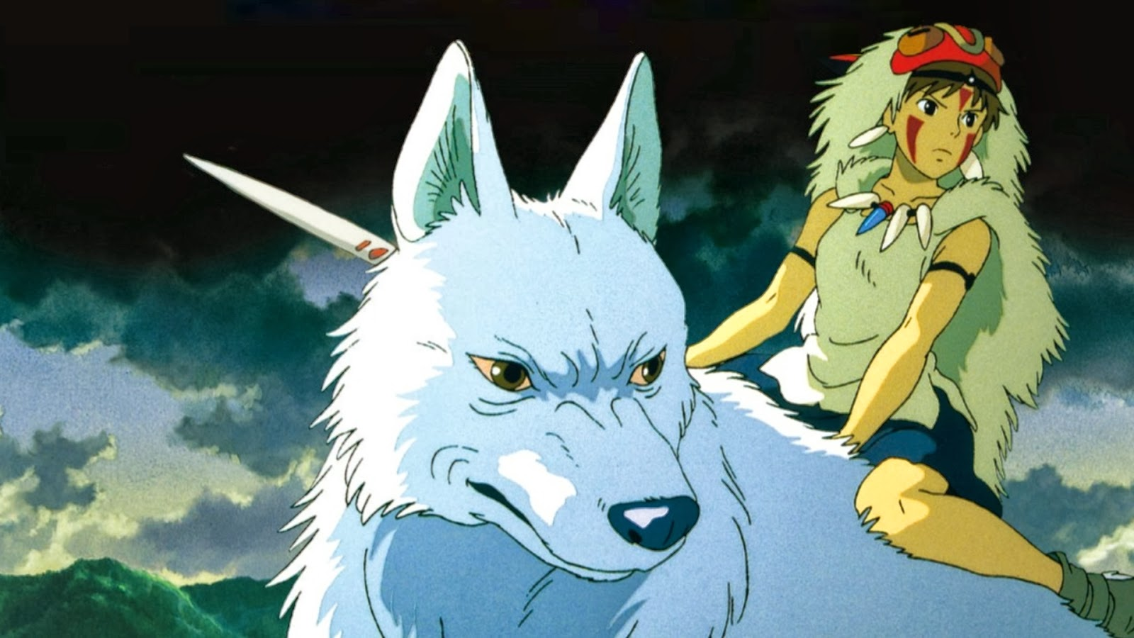 Hd Wallpapers Blog Princess Mononoke Photos