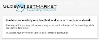 Global Test Market wyrejestrować się
