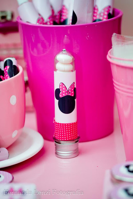 Fiesta infantil Minnie Mouse
