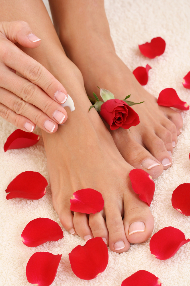 Simple steps for manicure and pedicure at home wedneeds