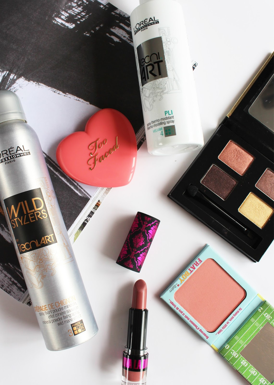 MOST LOVED | NOVEMBER '15 - L'Oreal Professionnel Paris, The Body Shop, The Balm, Too Faced, Chi Chi - CassandraMyee