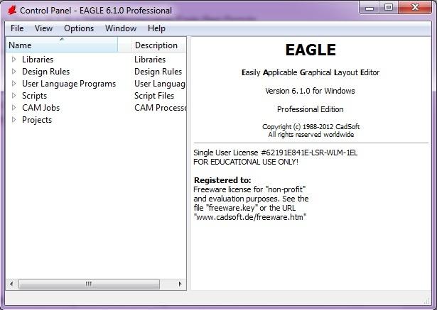 Download Eagle Terbaru (6.5.0) + Tutorial Menggunakan Eagle Bagi Pemula