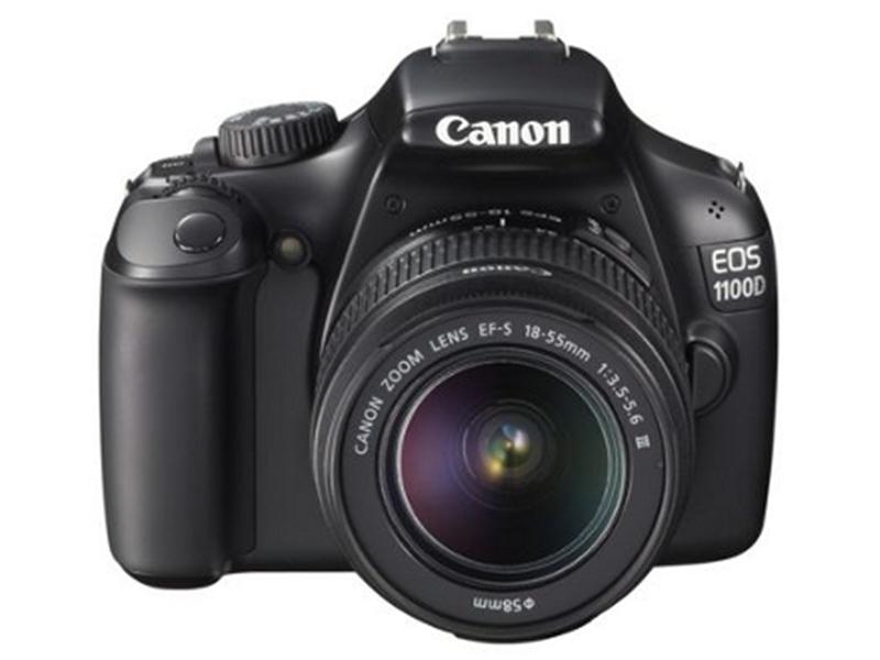 Harga dan Spesifikasi Kamera DSLR Canon EOS 1100DC