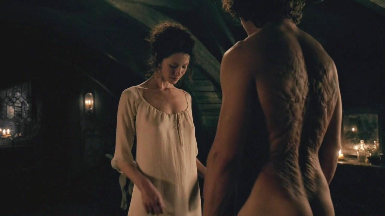 Hombre desnudo azotado sexy