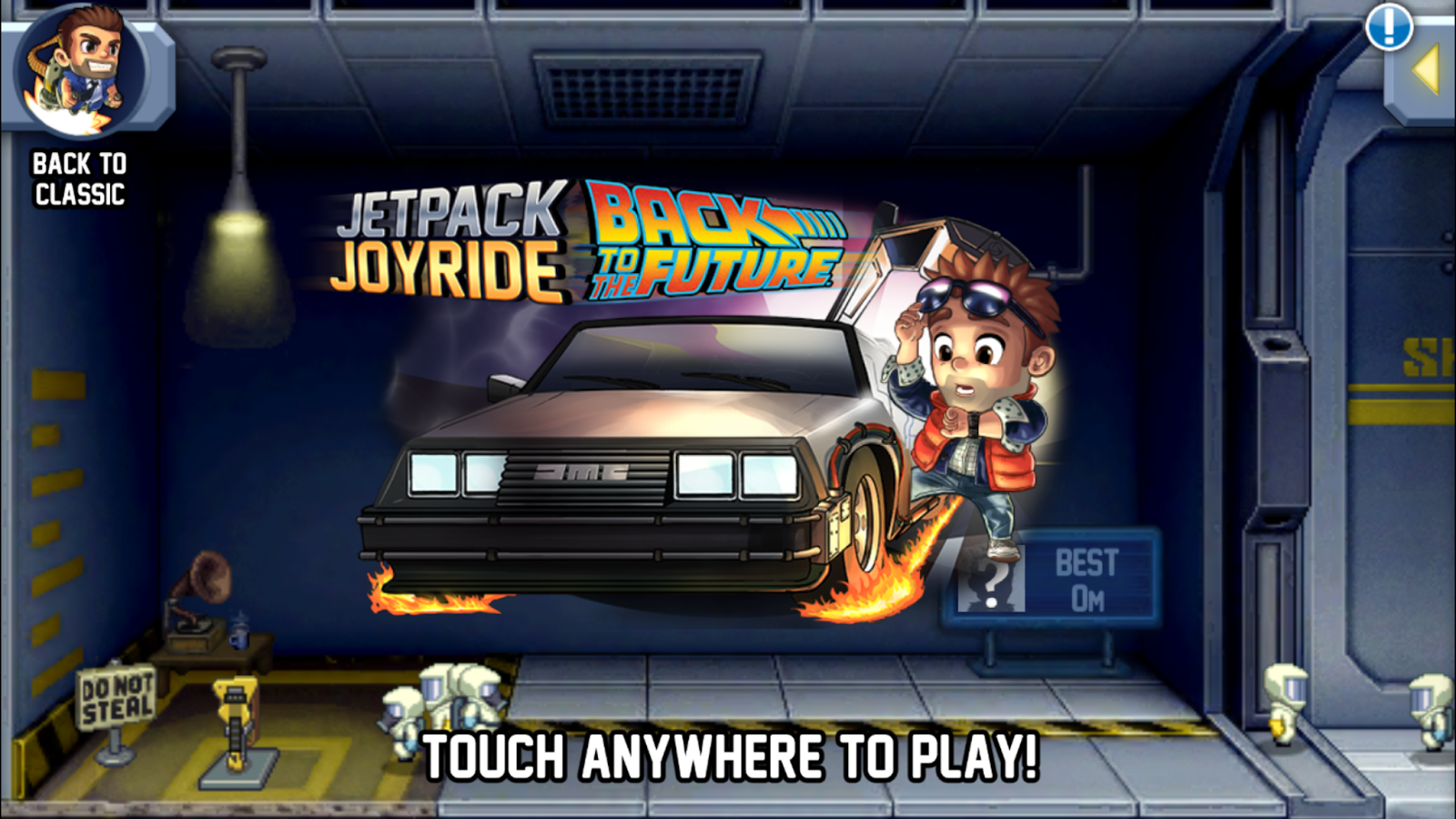 Back to the Future™ Trilogy — The Game