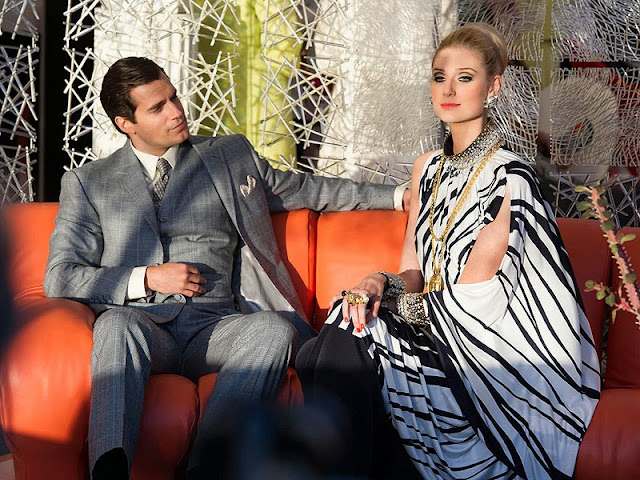 Henry-Cavill-Elizabeth-Debicki-Man-From-Uncle