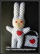 Conejo de Pascuas con Bolso. Enviar por correo electrónicoEscribe un . conejo