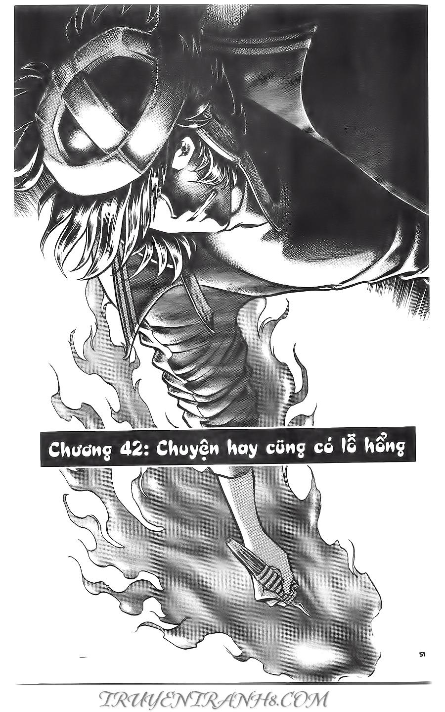 Cây Bút Thần Kỳ Chap 42 - Next Chap 43