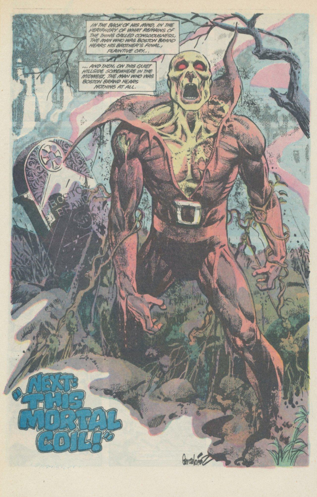 Deadman (1986) #1 #4 - English 33