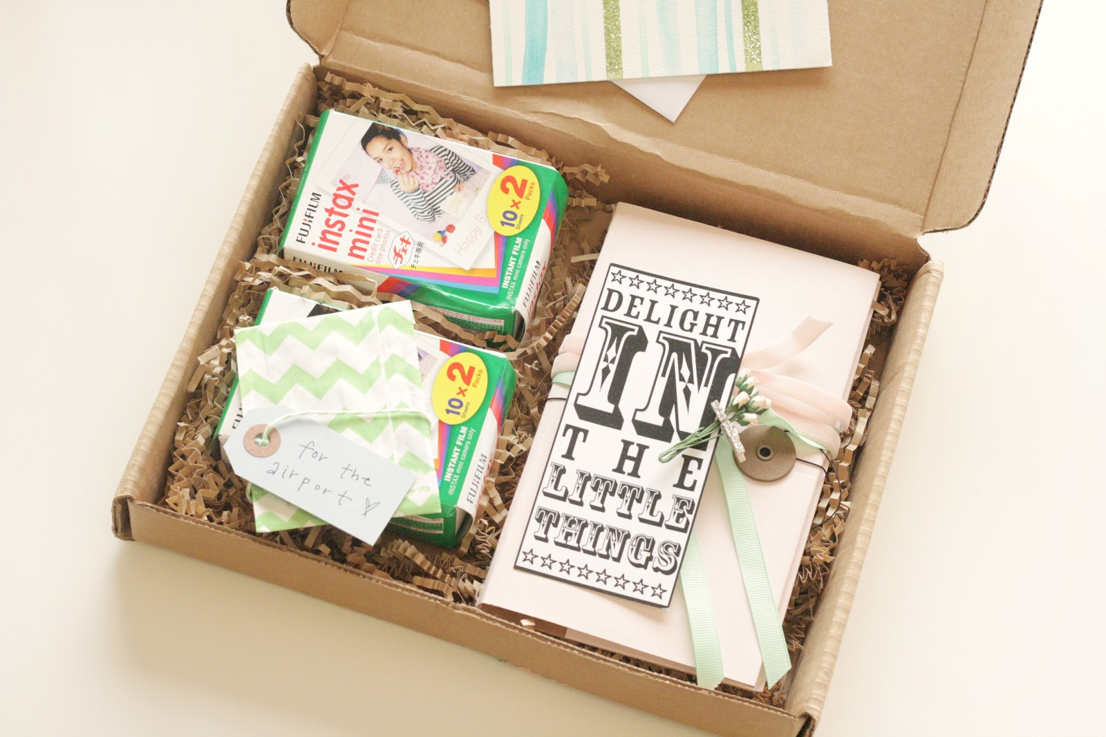 ... + practical going away gifts. You know how I love a creative gift
