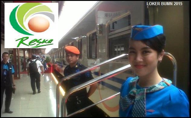 lOWONGAN BUMN Pramugara pramugari kereta api