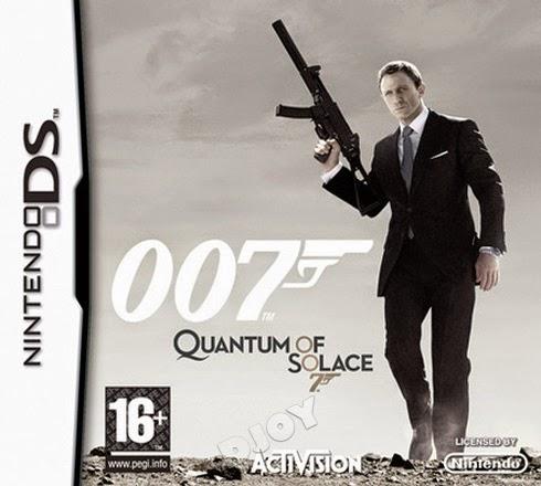 007 – Quantum of Solace (Nintendo DS) (Español)