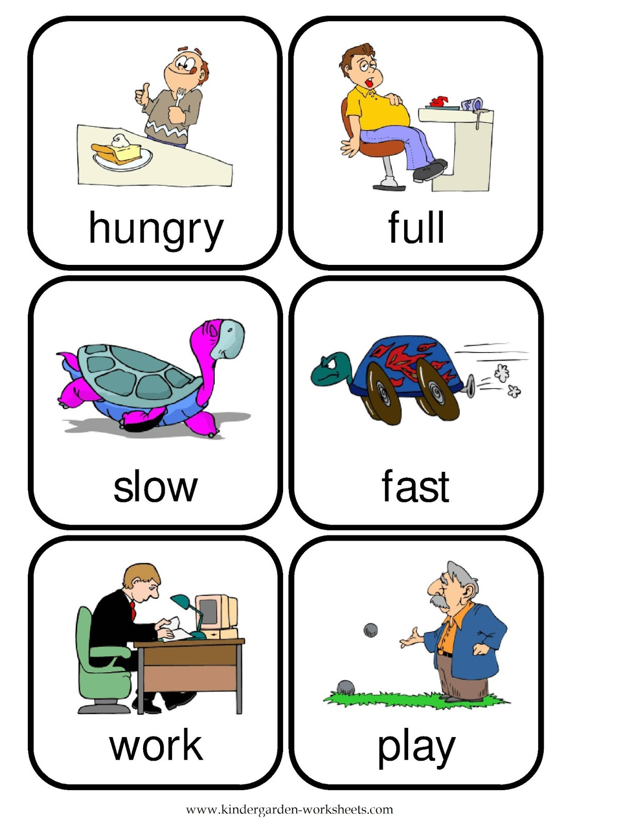 Opposite Words For Kindergarten Scalien – Opposite Words Worksheets for Kindergarten