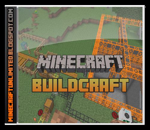 BuildCraft Mod carátula
