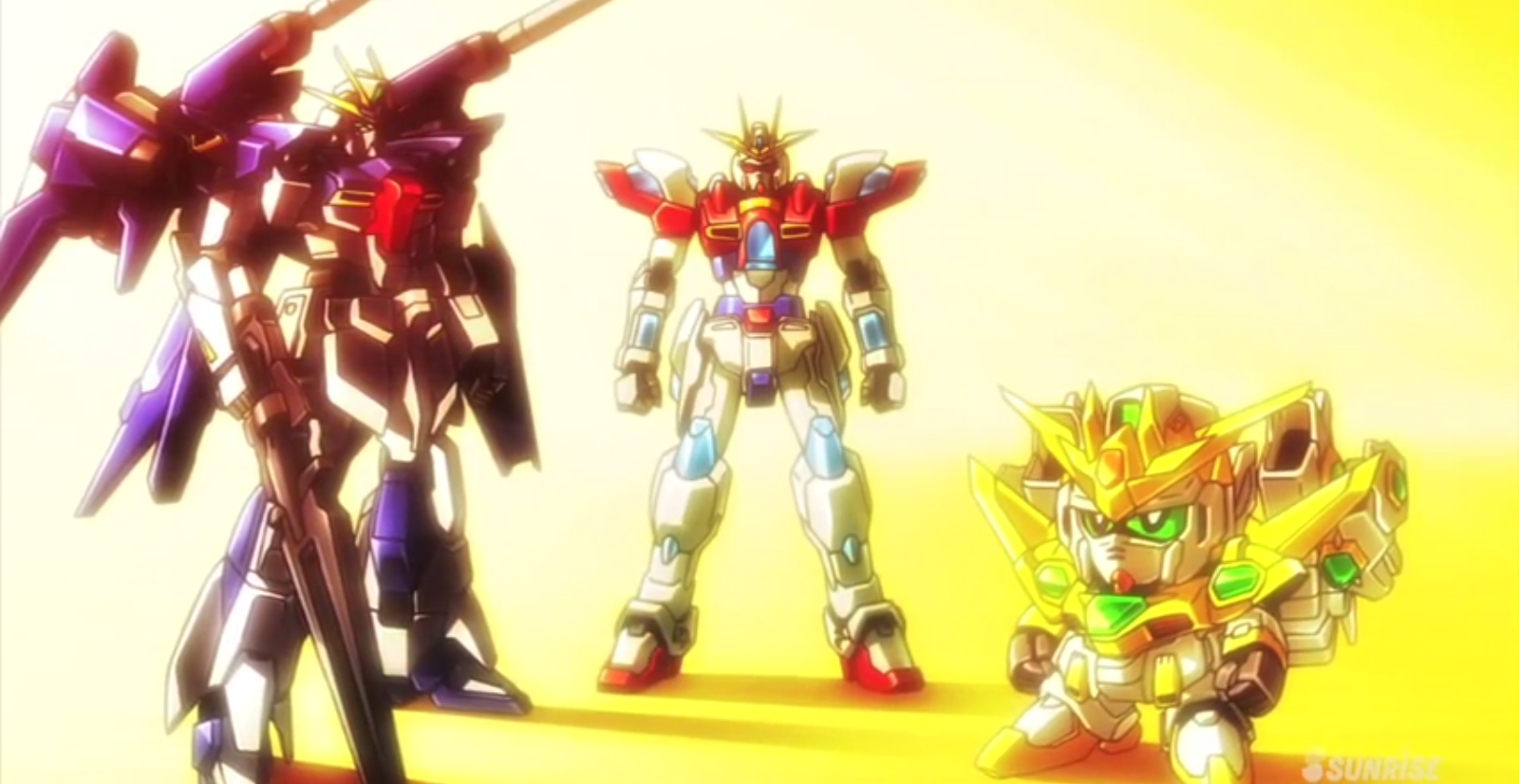 Resoconto GUNDAM BUILD FIGHTERS TRY 14