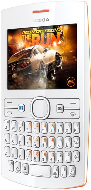 Nokia Asha 205 Dual SIM