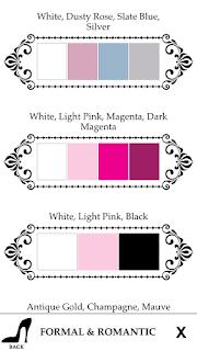 formális színek
