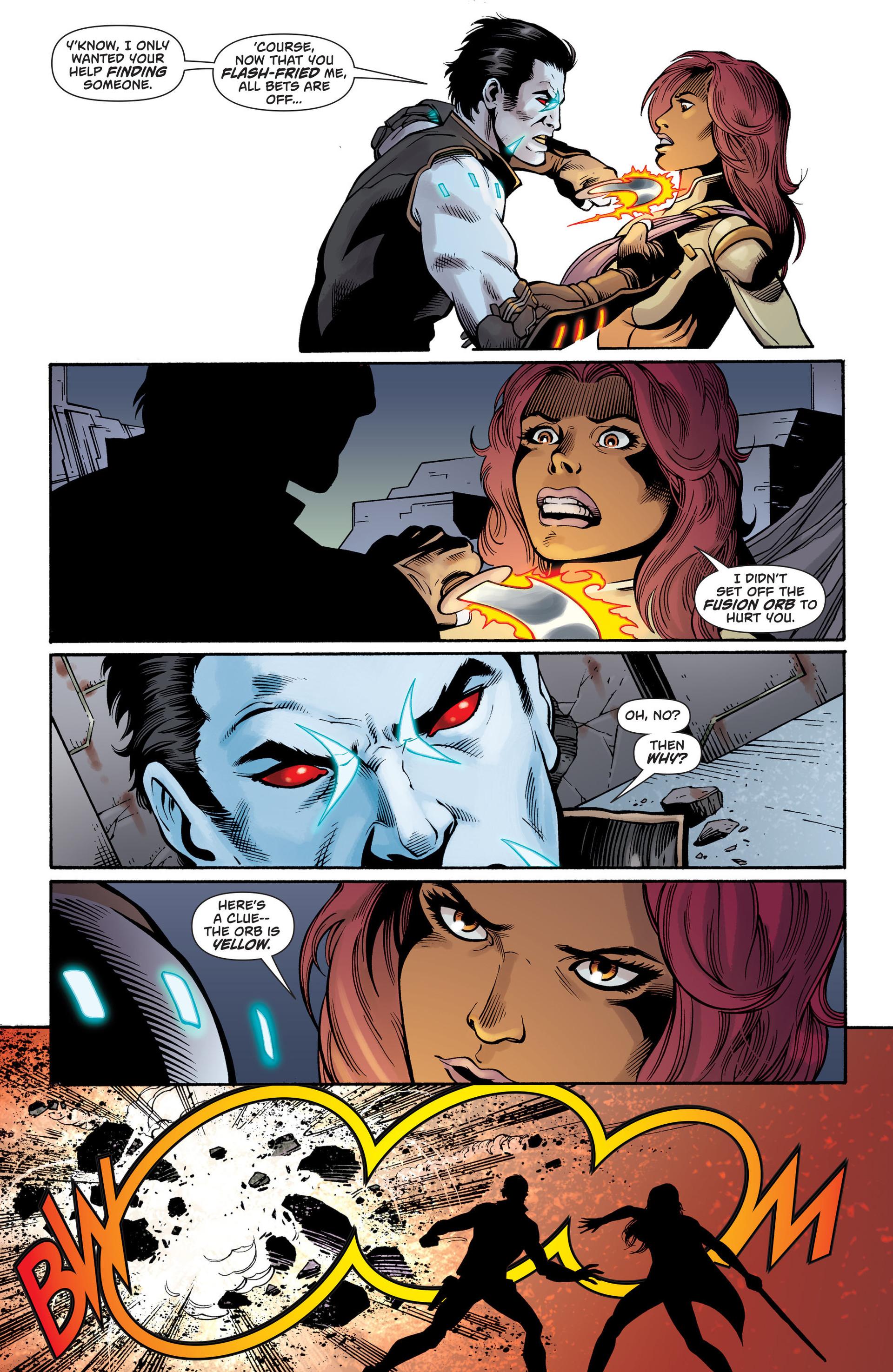 Supergirl (2011) Issue #27 #29 - English 20