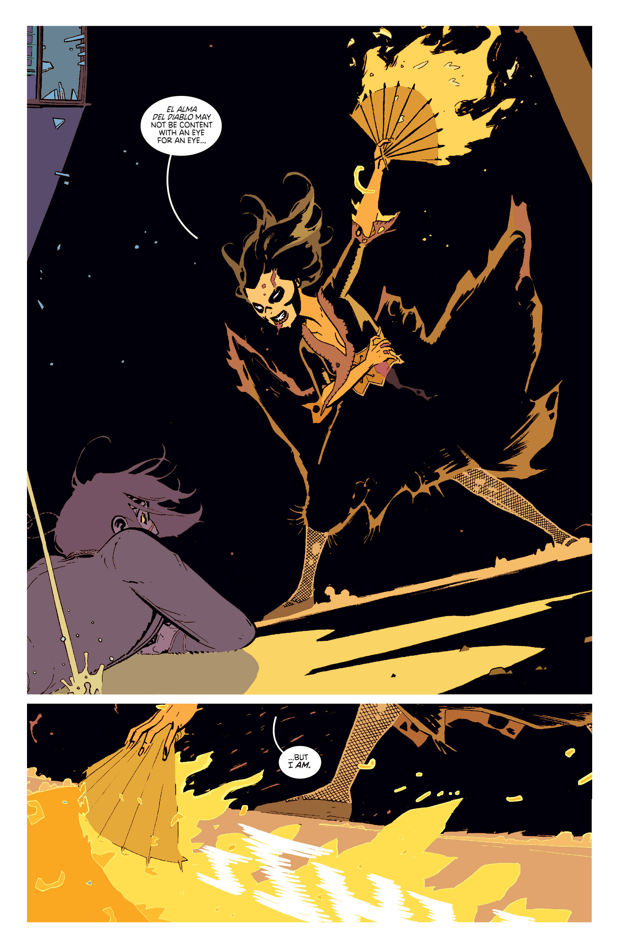 Read online Deadly Class comic -  Issue # _TPB 3 - 37