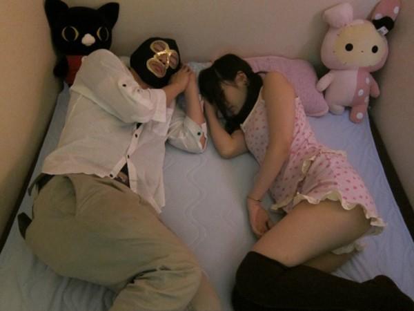 Dormir com mulher japonesa - 03