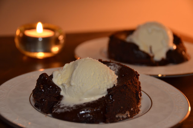 Individual Molten Chocolate Cakes Cooks Illustrated