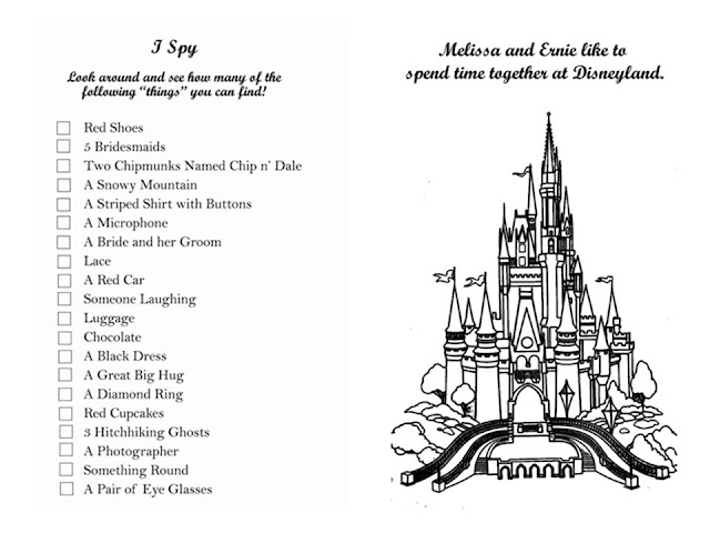 15 page 10 and 3 respectively of our disney themed kids wedding