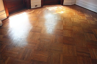 Parquet Floor Refinishing, NY