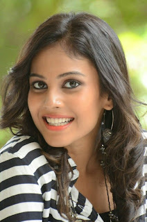 Actress Chandini Latest Pictures in Jeans at Kiraak Release Date Announcement Press Meet 0016