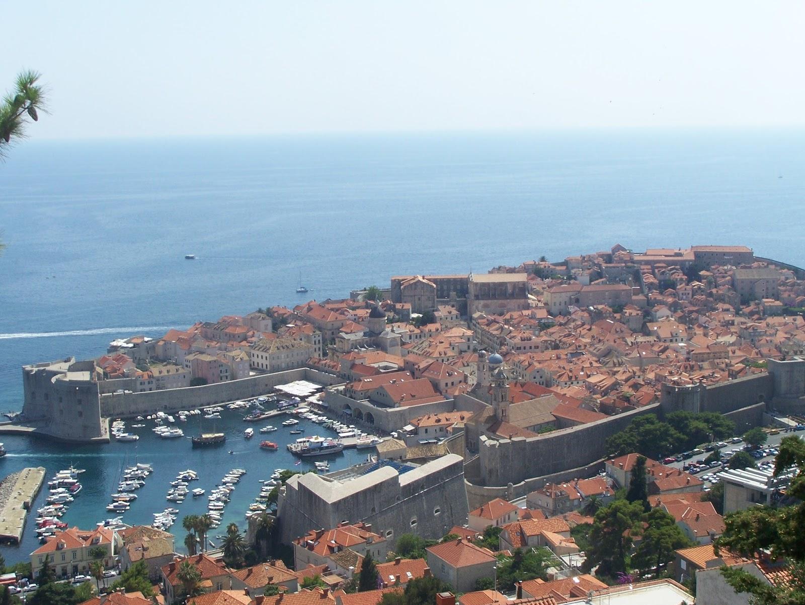 RAPOCARAVANING: CROACIA, El Mediterráneo tal como era