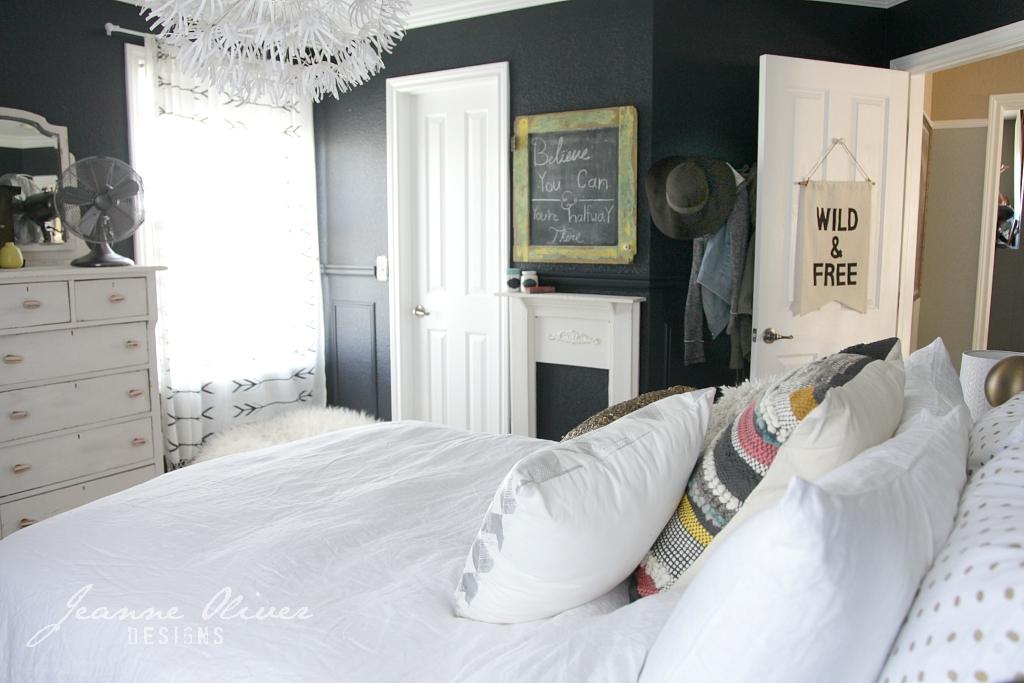 Idee per la camera di una ragazza   shabby chic interiors