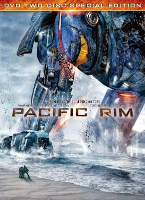 'Pacific Rim' Blu-ray give-away