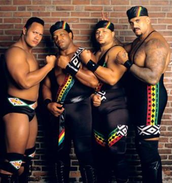Subscribe to the Black Rasslin' Podcast