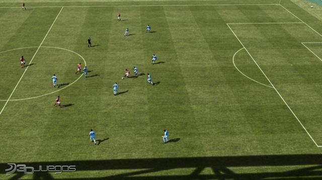 Captur 4 Fifa 12 PS2