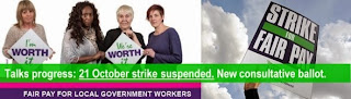 UNISON Scotland: Talks progress. 21 October strike suspended