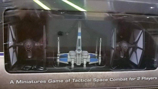 Star Wars the Force Awakens X-Wing Core Set