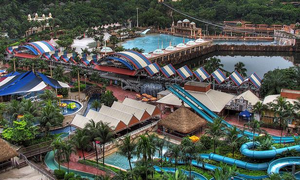 Pakej Keluarga Sunway Lagoon Cuti Sekolah Mac 2014