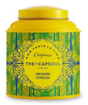 Infusión de cítricos de THE CAPSOUL