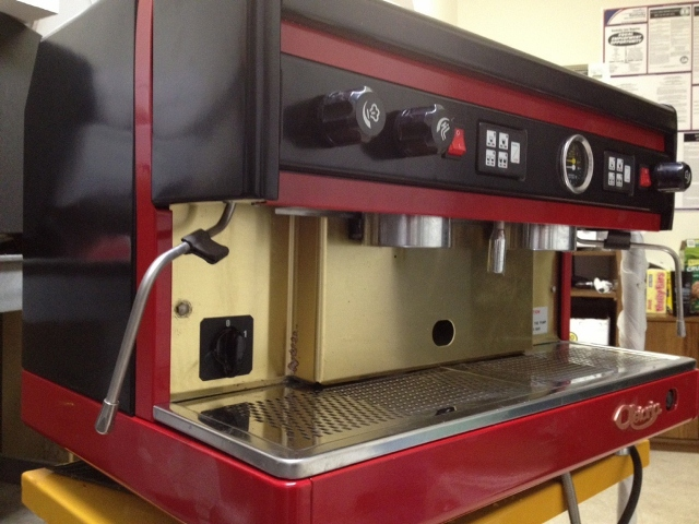 capresso 303 01 4cup espresso and cappuccino machine manual